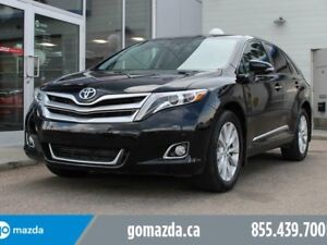 2015 Toyota Venza LIMITED AWD LEATHER PANO ROOF NAVI VERY NICE