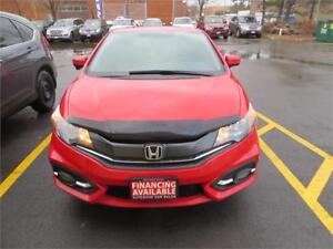 2014 Honda Civic Coupe 2dr Auto EX-L TOURING
