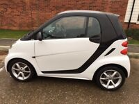 SMART CAR FORTWO PULSE - 2011
