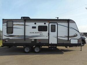 SM TRL RNR 21 SLE ECONOMICAL COUPLES TRAVEL TRAILER/ LITE WEIGHT