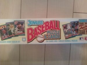 1991 Donruss factory baseball card set