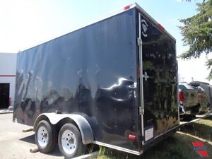 2015 Utility Trailer  7000 GVWR: 2 axle 8' Stand Up, 14'x7'