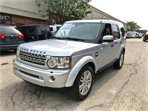 2011 Land Rover LR4 LUX, NAV, REAR VIEW CAMERA, NO ACCIDENT