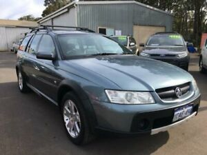 2006 Holden Adventra VZ MY06 CX6 Steel Blue 5 Speed Automatic Wagon Margaret River Margaret River Area Preview