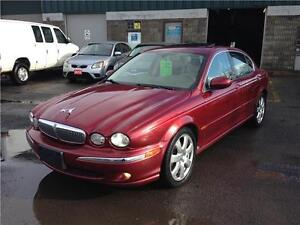 2004 Jaguar X-TYPE 3.0 - All Wheel Drive - Leather Interior