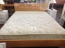 **BARGAIN** QUALITY SEALY MATTRESS AND BEAUTIFUL WOODEN QUEEN BED West Perth Perth City Preview