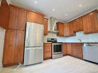 Gorgeous and fully renovated upper duplex in Westmount