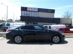2011 Honda Accord Sedan EX-L LEATHER ALLOYS CERTIFIED