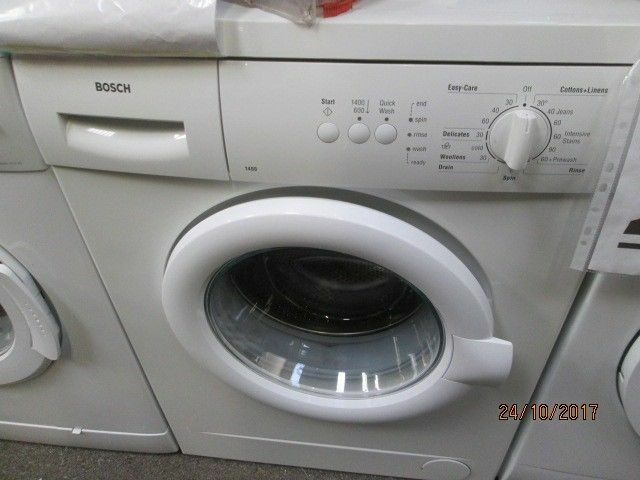 *+*BOSCH 6KG/1400 SPIN/WASHING MACHINE/FULLY SERVICED/VERY CLEAN/+FREE FAST DELIVERY+WARRANTY+*