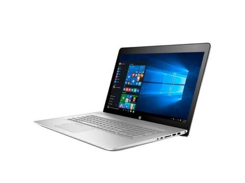 "HP ENVY 17-U163CL Intel Core i7-7500U X2 2.7GHz 16GB 1TB 17.3"" Win10, Silver (Ce"