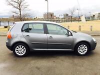 VOLKSWAGEN GOLF 1.6 FSI Match 5dr (grey) 2008