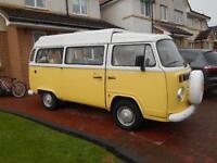 Volkswagen Danbury Classic Campervan