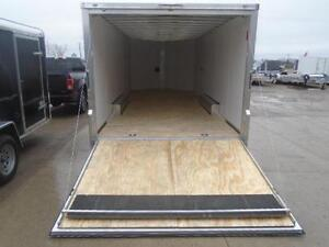 8.5 X 20 NEO CAR HAULER - ALL ALUMINUM, TONS OF FEATURES! London Ontario image 5