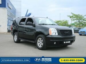 2011 GMC Yukon SLT w/1SD AWD CUIR TOIT CAMERA 7 PASSAGERS