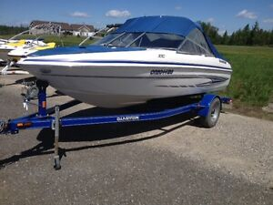 2009 Glastron with 135 HP