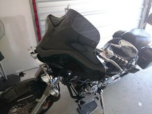 black 2002 vstar for sale low kilometers