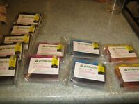 Ink cartridges new for Brother printer DCP 135C /130/150 /etc