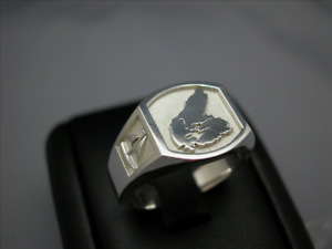 Cape Breton Sterling Silver Ring
