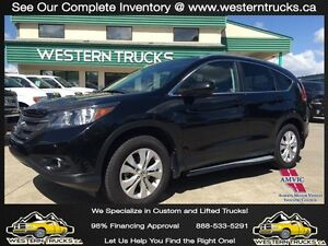 2014 Honda CR-V SE ~AWD ~Sunroof~Heated Leather ~ $208 B/W
