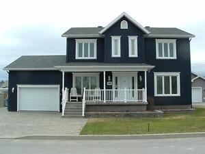 Maison à vendre Baie-Comeau, Côte-Nord, clé en main