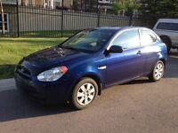 2011 Hyundai Accent L Coupe (2 door)