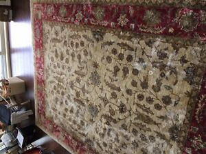 8X10 thick area rug
