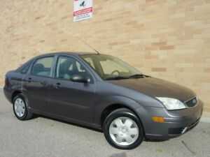 2007 Ford Focus SE. WOW!! Only 119000 Km! Automatic! Certified!