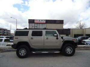 2007 HUMMER H2 SUV 4 WD 8 CYL Platinum, 6.0l, 3RD ROW Very Clean