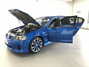 2010 Holden Commodore VE MY10 SV6 Blue 6 Speed Manual Sedan Seaford Frankston Area Preview
