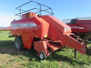 Massey 185 Large Square Baler - Series Two Cutter