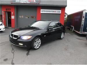 2007 BMW SERIE328XI***66.53$/SEM***TOIT OUVRANT,AWD,CUIR,CRUISE*