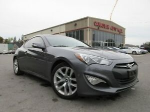 2015 Hyundai Genesis 3.8 PREMIUM, NAV, ROOF, LEATHER, 15K!