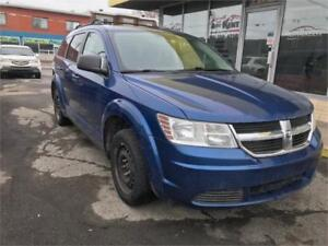 2009 Dodge Journey SE    4 CYLINDRES    5 PASSAGERS     2799$