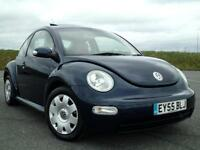 Volkswagen Beetle 1.6 SUN ROOF, LOW MILEAGE ! 4 NEW TYRES ! FSH !