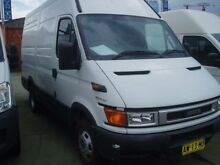 2003 Iveco Daily refrigerated/ Chiller 35S13 MWB Van Clyde Parramatta Area Preview