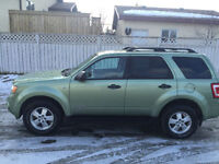 2008 Ford Escape XLT SUV, V6 ** Clean Car proof **