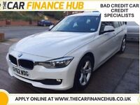 BAD CREDIT, NEED A CAR ?...PAY AS YOU GO FINANCE...BMW 3 SERIES TOURING.....representative APR 14.5%