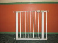 Childs stair gate