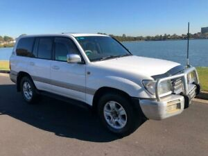 2003 TOYOTA LAND CRUISER GXL Five Dock Canada Bay Area Preview