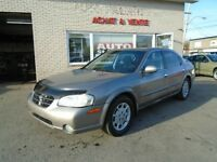 NISSAN MAXIMA GLE 2000 ** CUIR - TOIT - MAGS **