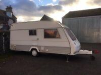 2 Berth Caravan in good condition.