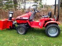 WANTED HONDA TRACTORS RT5000 5013 & 5518 MODELS