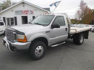 2000 Ford F350 Super Duty7.3L 6Speed 4X4 Runs Great New MVI