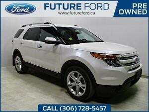 2011 Ford Explorer Limited REAR VIEW CAMERA TRAILER TOW PACKAGE