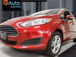 2014 Ford Fiesta SE with heated seats to go with the fiery red c