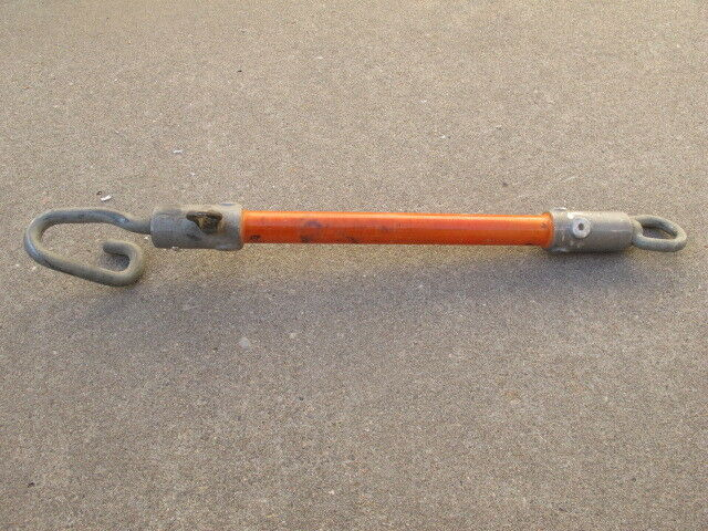 """Chance Hubbell Spiral (Pig Tail) Link Stick - 28"""" - Cat. No. H4722"""