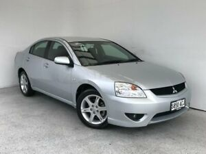 2007 Mitsubishi 380 DB Series 2 SX Silver 5 Speed Sports Automatic Sedan Mount Gambier Grant Area Preview