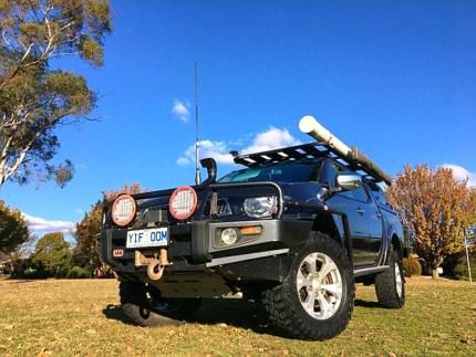 Mitsibishi Triton MN GLX-R McKellar Belconnen Area Preview