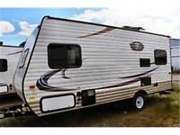 Viking 17RD Travel Trailer