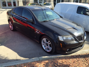 2009 Pontiac G8/LOADED/SUNROOF/NO ACCIDENTS/CarProof Clean